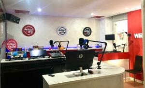 Radio Vertigo One- lo studio