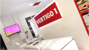 Radio Vertigo One - studio