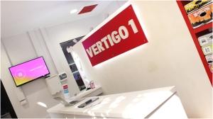 Radio Vertigo One - studio