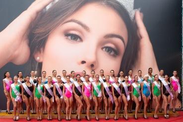 Miss Italia - le 33 finaliste