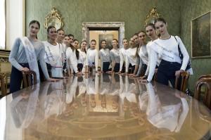 Miss Italia - Palazzo Marino Milano