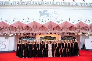 Miss Italia - Red Carpet Venezia