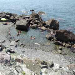 La francesca - la spiaggia privata