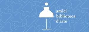 amici biblioteca arte logo