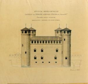 castello -palazzo Madama Torino