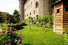 torino palazzo madama giardino principessa