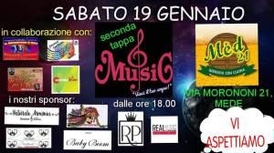 music 19 gennaio