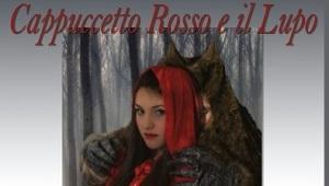 cappuccetto rosso e il lupo ristretto
