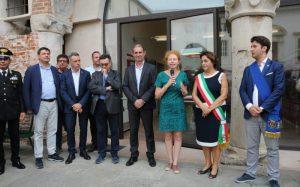 Casale Monferrato sportello inaugurazione