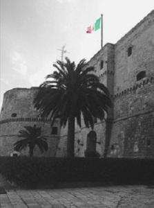 castello argagonese b-n