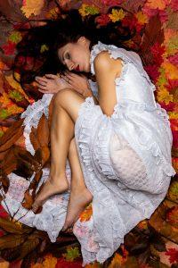 modella Barbara Mistroni - fotografo Domenico Persichella