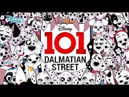 101 dalmatian street disney