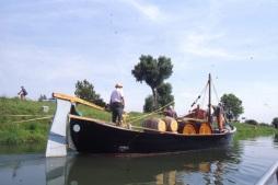 Battaglia Terme imbarcazione