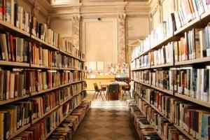 biblioteca Canna Casale