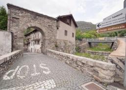 borgo medievale donnas