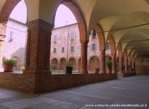 Casale Monferrato Chiostro San Domenico