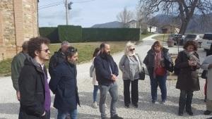 Matelica gruppo con Filippo Mosciatti