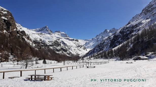 Vittorio Puggioni - Pont Valsavarenche