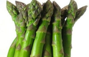 asparagi mazzo