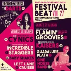 festival beat locandina