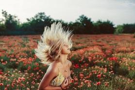 Inna Galash - model Vanessa Covaci - Feel Free