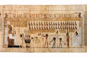 Libro-dei-morti-di-Taysnakht.-Papiro-scritto-e-dipinto.-Epoca-Tolemaica-332-30-a.C.-JPG