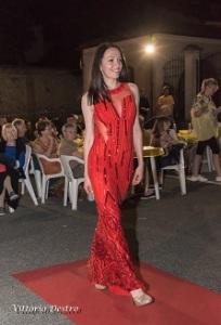 model Valeriya foto Vittorio Destro