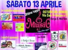 Music_Borgo San Martino_13 aprile