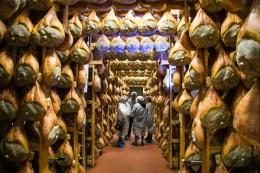 Parma prosciutti