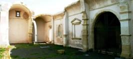 ruderi chiesa templare sancta corona de rivoira