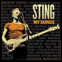 Sting MY SONGS COVER_m