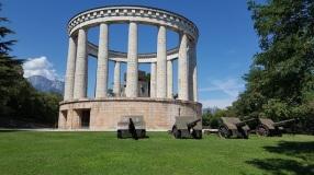 Trento - il Mausoleo di Cesare Battisti