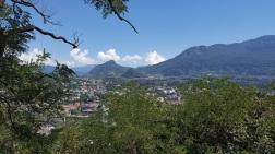 Trento - panorama dal Doss