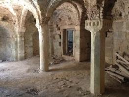 Cripta Abbazia di Giugnano