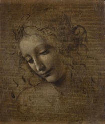 Leonardo da Vinci La Scapiliata Foto di Lorenzo Moreni
