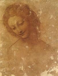 Leonardo_testa_di_leda_castello_sforzesco-1510-c.