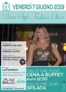 locandina RP Petra Style Fashion Show