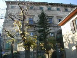 Palazzo del Marchese Bourbon Del Monte - Siena