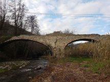 Ponte Medioevale sul Vincio di Montagnana