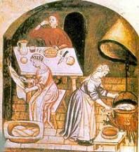 ricetta cucina medievale