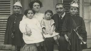Stella Bolaffi famiglia