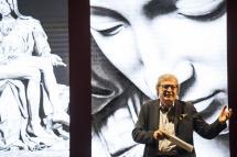 Vittorio Sgarbi credit Sergio Visciano