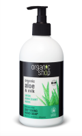 sapone aloe organic