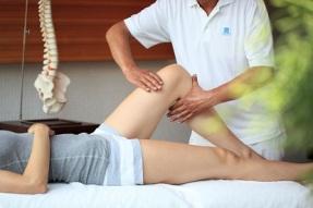 Trattamento fisioterapico by Manuela Prossliner - Terme Merano