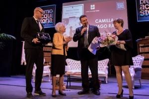 27_Il Sindaco Lorenzo Lucchini e Ass. Alessandra Terzolo rendono omaggio a Camilla Salvago Raggi