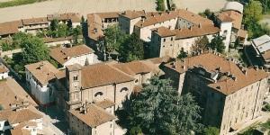 castello romagnano virle_vedutaaerea