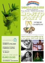 locandina giarolo mojito party