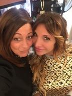 Roberta con Francesca