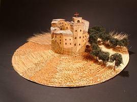 Cappello con Borgo medievale di Montappone
