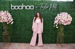 boohoo x Taylor Hill Tea Party